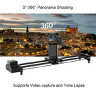 GVM 2D 2-Axis Wireless Carbon Fiber Motorized Slider with Bluetooth Remote (32