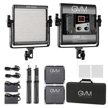 Load image into Gallery viewer, GVM-1.5D Motorized Video Slider