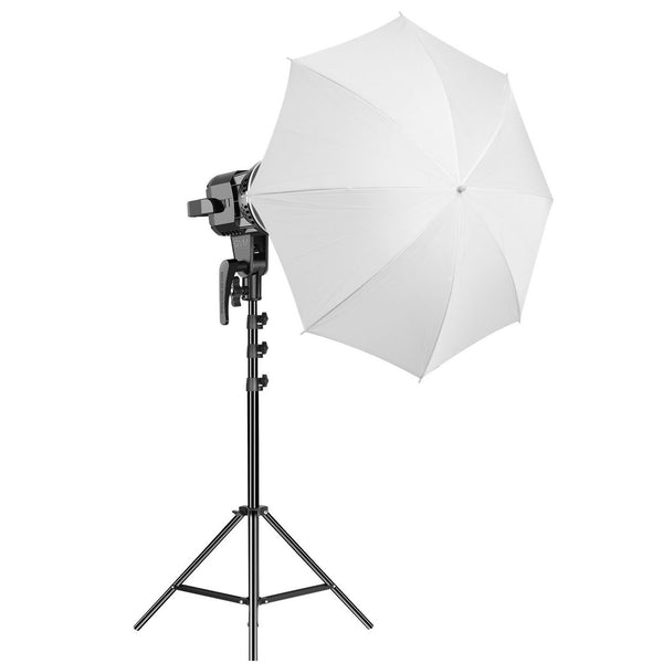 GVM LED Video Soft Light (Daylight-Balanced) LS-p80s LED 1-Light Kit with Umbrella - GVMLED