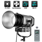 GVM LS-140D LED Daylight Video Light - GVMLED