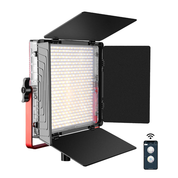 GVM MB832 Bi-Color LED Panel Light Kit - GVMLED