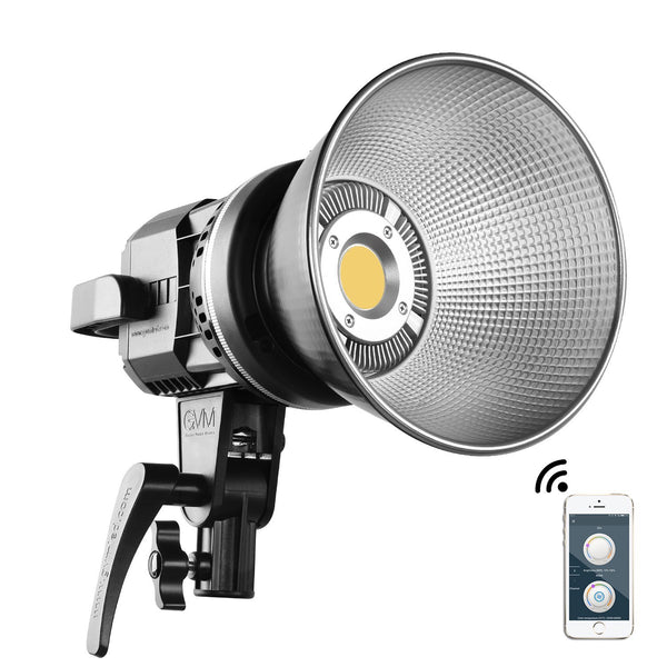 Pre-Order Sales - GVM LED Video Light (Daylight-Balanced) P80S-II LED Light - GVMLED