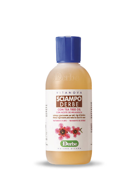 "Derbe ""Sciampo"" Tea tree Oil - 200 ml"