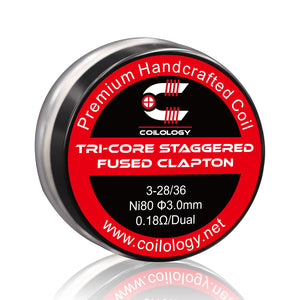 New released : Tri-Core Staggered Fused Clapton