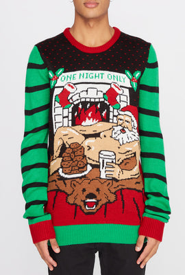 One Night Only Ugly Christmas Sweater