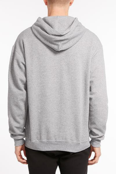 Thrasher Mens Grey Hoodie Heather Grey
