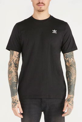 Adidas Mens Black T-Shirt