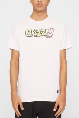 T-Shirt Fuzzy Grizzly