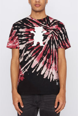 Grizzly Mens Tie-Dye T-Shirt