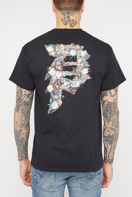 T-Shirt Dirty P Floral Primitive