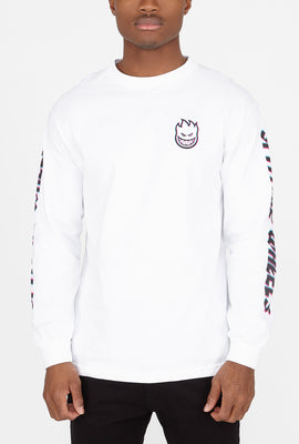Spitfire Lil Big Head Logo Long Sleeves