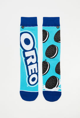 Odd Sox Mens Oreo Crew Socks