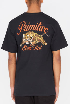 T-Shirt Untamed Primitive Homme