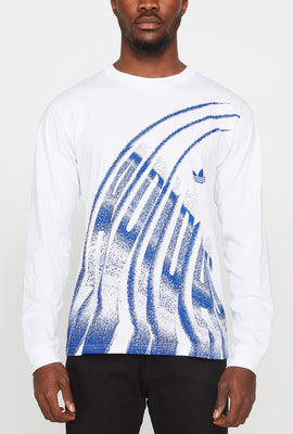 T-Shirt Manches Longues Lacuna Adidas Homme