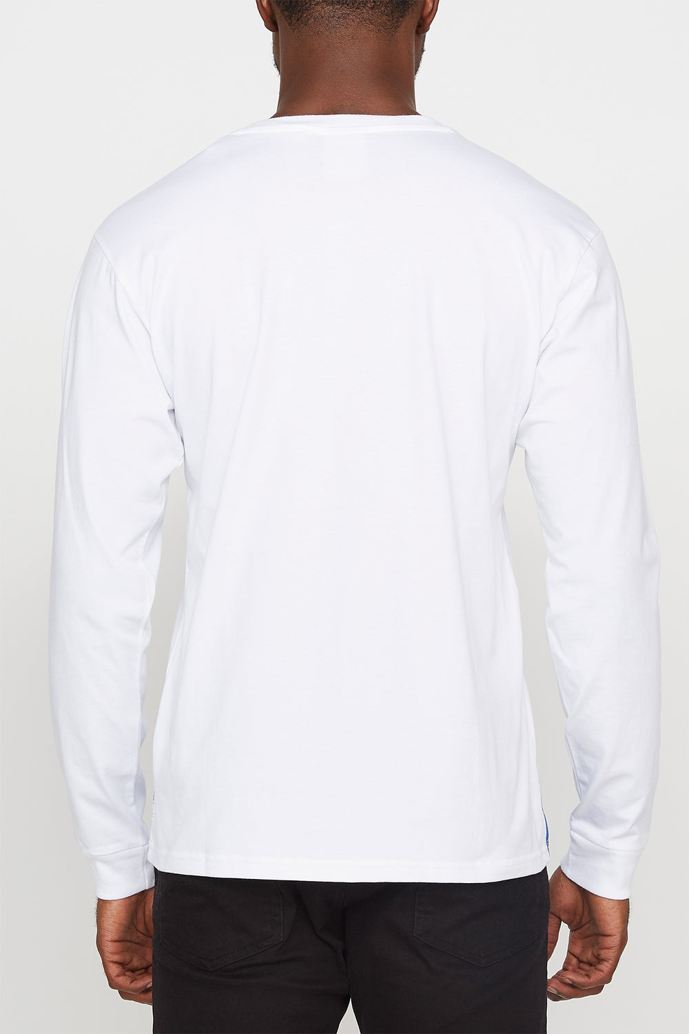 Adidas Mens Lacuna Long Sleeve White