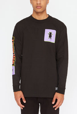Grizzly Mens North American Long Sleeve