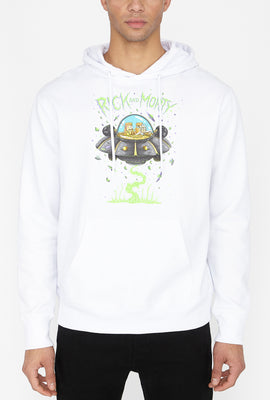 Rick & Morty Space Pop Hoodie