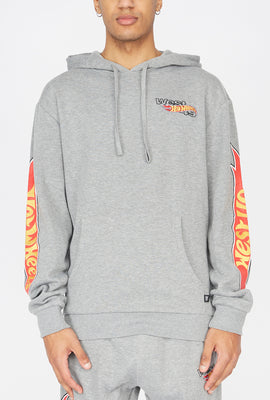 Hot Wheels X West49 Mens Popover Hoodie