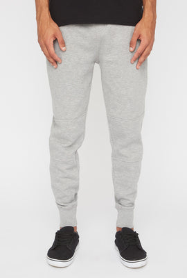 West49 Mens Basic Zip Pocket Jogger
