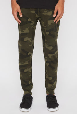Zoo York Mens 3-Pocket Camo Jogger