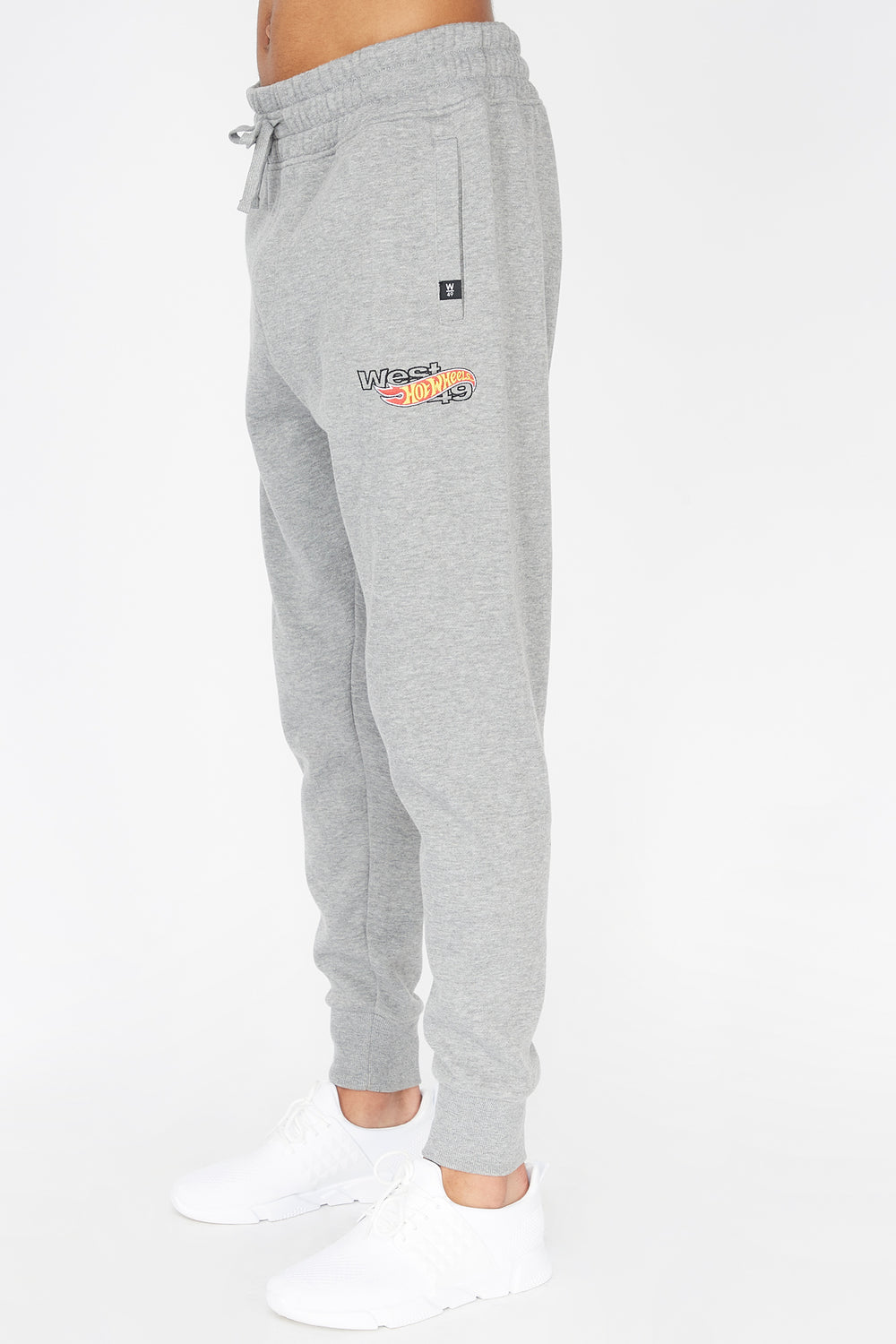 Jogger Hot Wheels X West49 Homme Gris