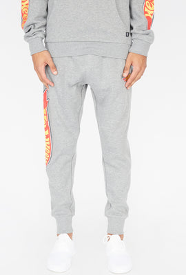 Hot Wheels X West49 Mens Fleece Joggers