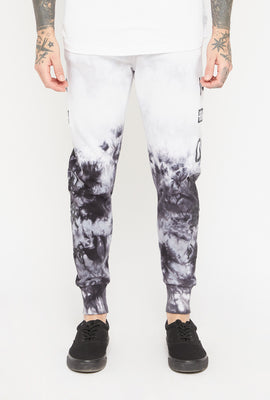 Young & Reckless Mens Tie-Dye Jogger