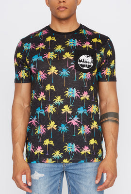 West49 Mens Palm Tree T-Shirt