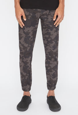 Joggers Camouflage West49 Homme