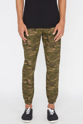 Jogger Camouflage West49 Homme