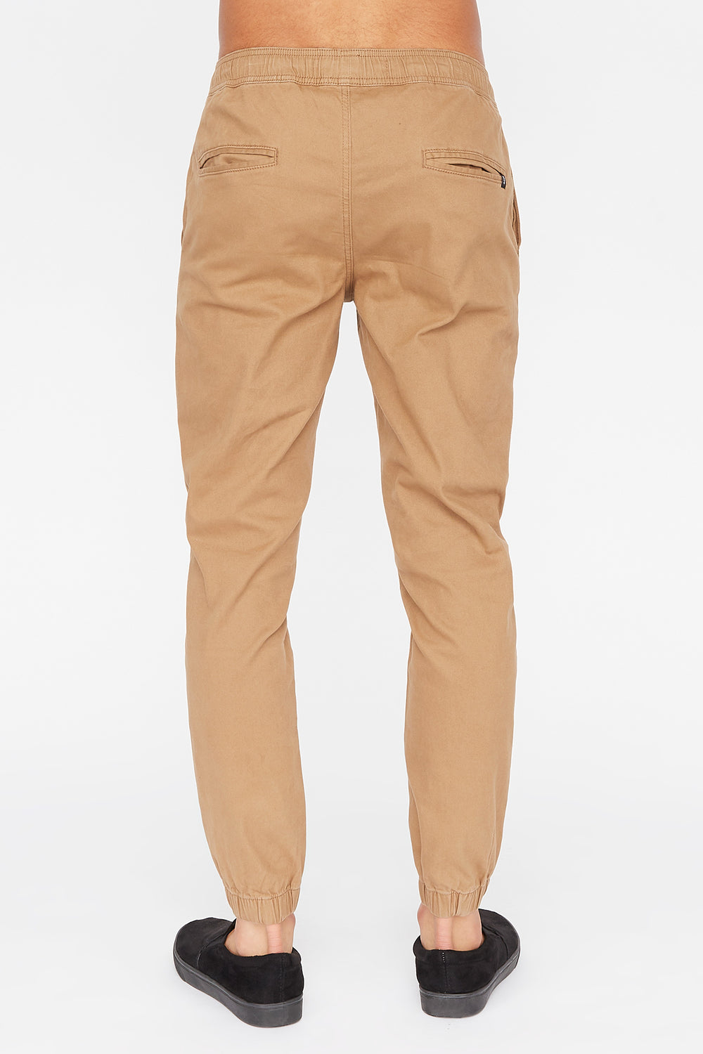West49 Mens Jogger Camel