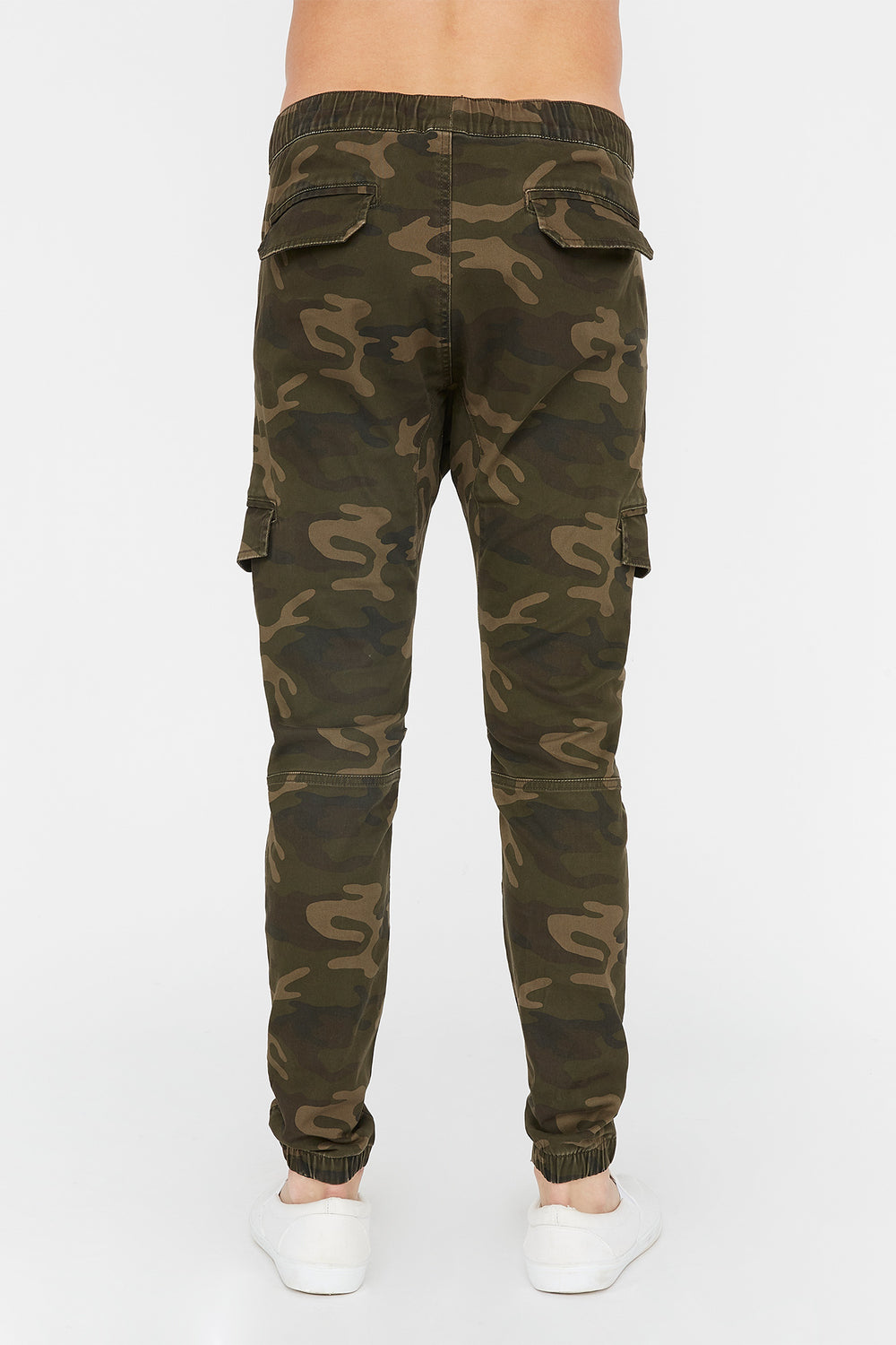 Jogger Camouflage Style Cargo West49 Homme Camoufle