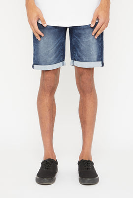 Short Jogger en Denim Ecoresponsable Zoo York Homme