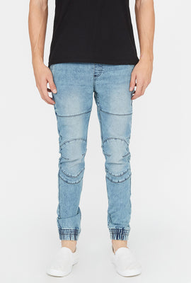Jogger Jean Moto Zoo York Homme