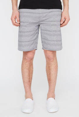 Zoo York Mens Striped Shorts