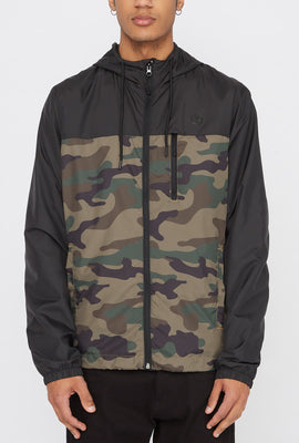 West49 Mens Camo Jacket