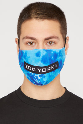 2-Pack Zoo York Washable & Reusable Blue Protective Face Mask