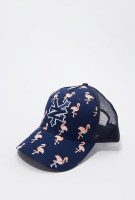 Zoo York Mens Graphic Trucker Hat