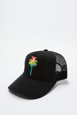 West49 Mens Palm Tree Hat
