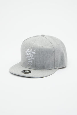 Zoo York Mens City Boroughs Snapback