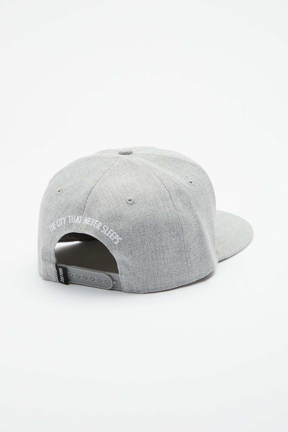 Casquette Cartiers NYC Zoo York Homme Gris