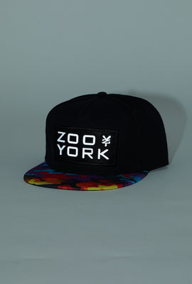 Zoo York Mens Rainbow Camo Hat