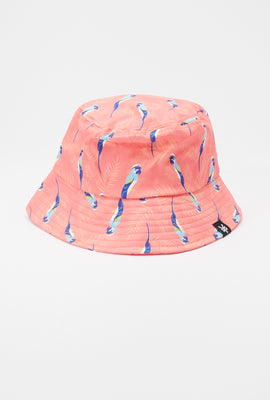 Zoo York Mens Printed Bucket Hat