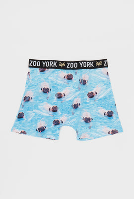 Zoo York Mens Pug Boxer Brief