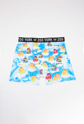 Zoo York Mens Duckies Boxer Brief