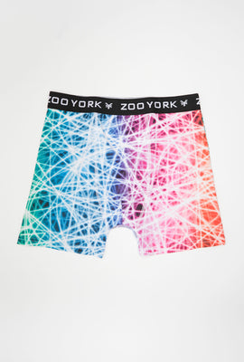 Zoo York Mens Lightning Lasers Boxer Brief