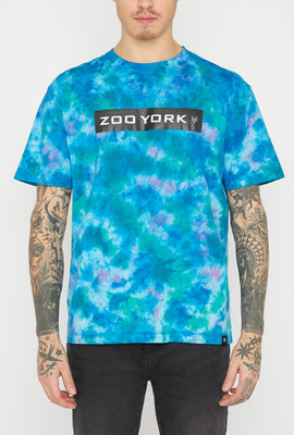 Zoo York Mens Tie-Dye T-Shirt