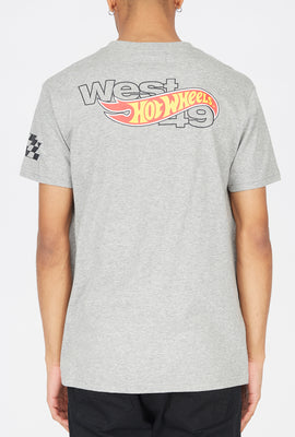 T-Shirt Hot Wheels X West49 Homme