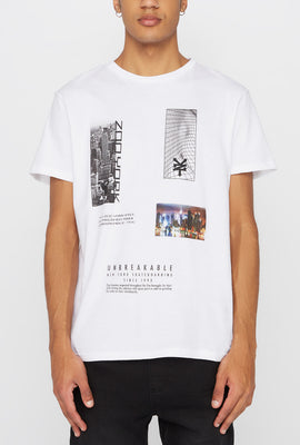 Zoo York Mens Unbreakable Graphic T-Shirt