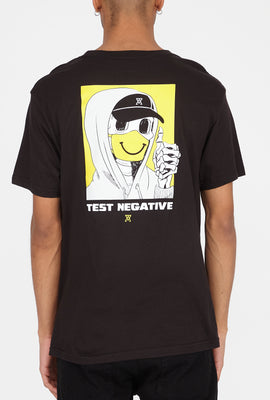 Arsenic Mens Test Negative T-Shirt